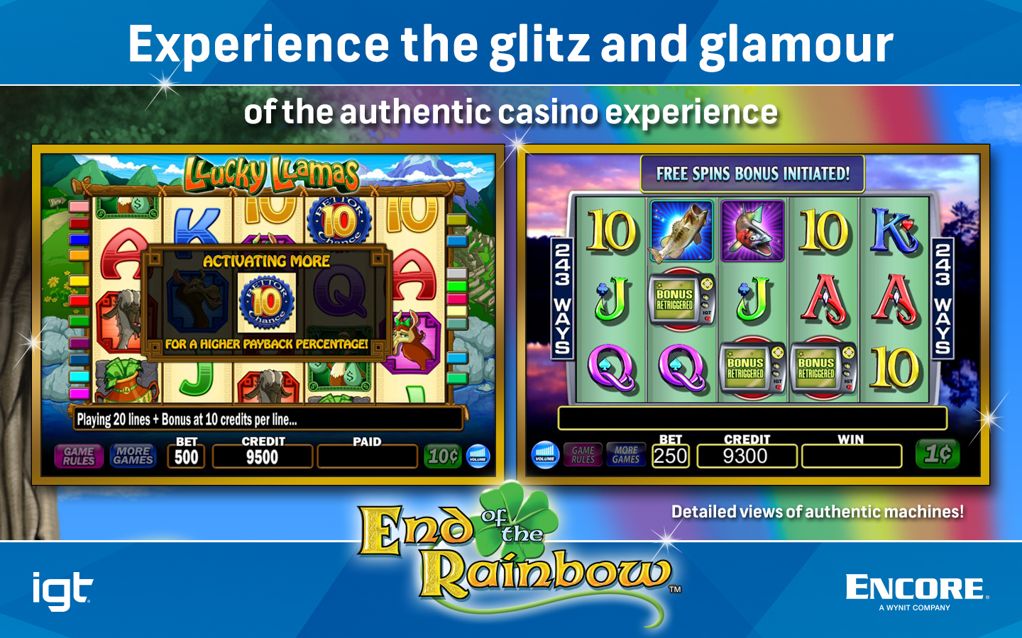 igt slot demo