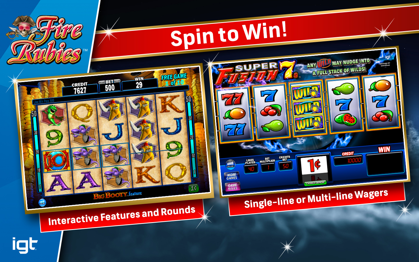 fire free slots igt slots software