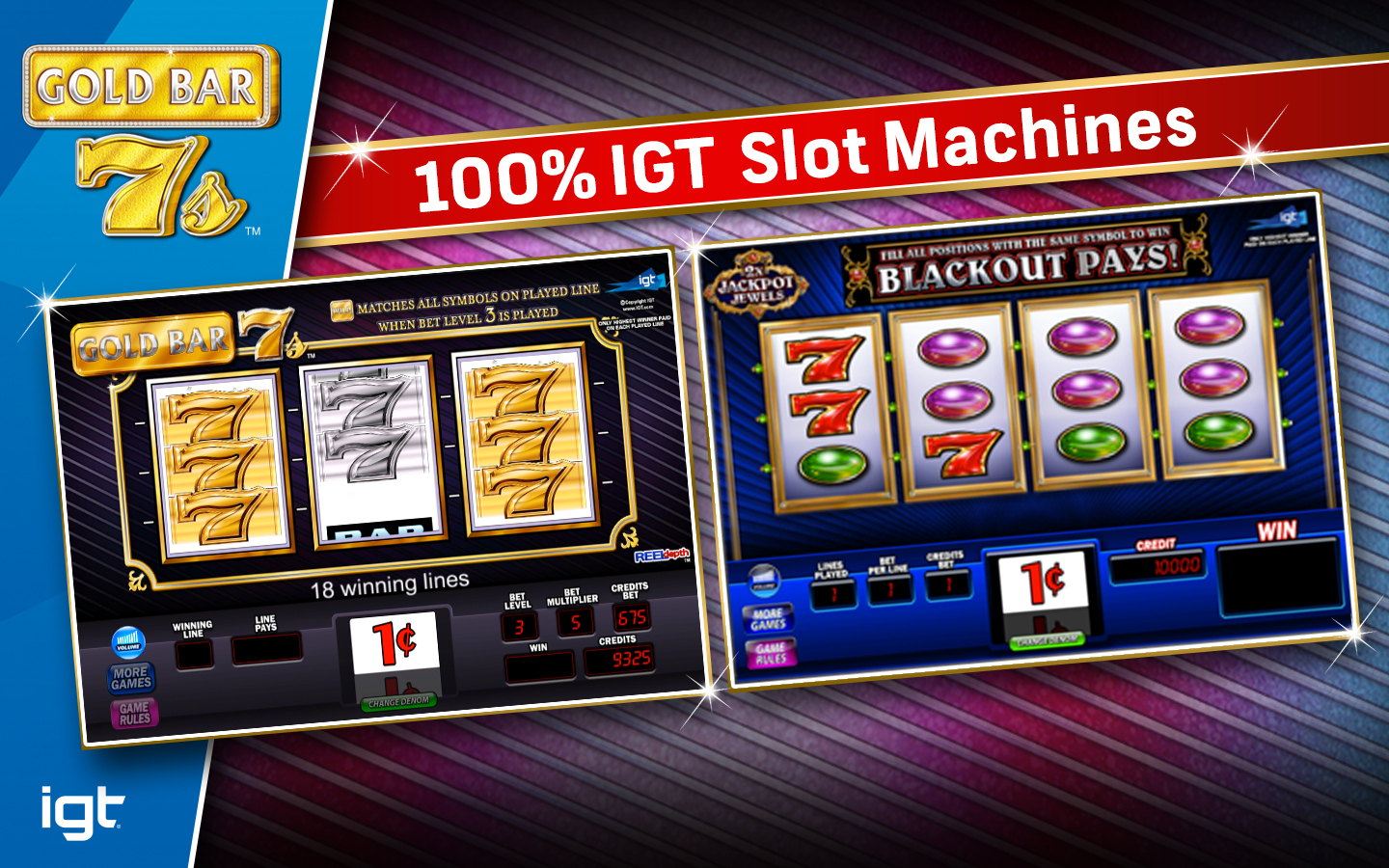 Bars & 7s Slots - Try this Free Demo Version