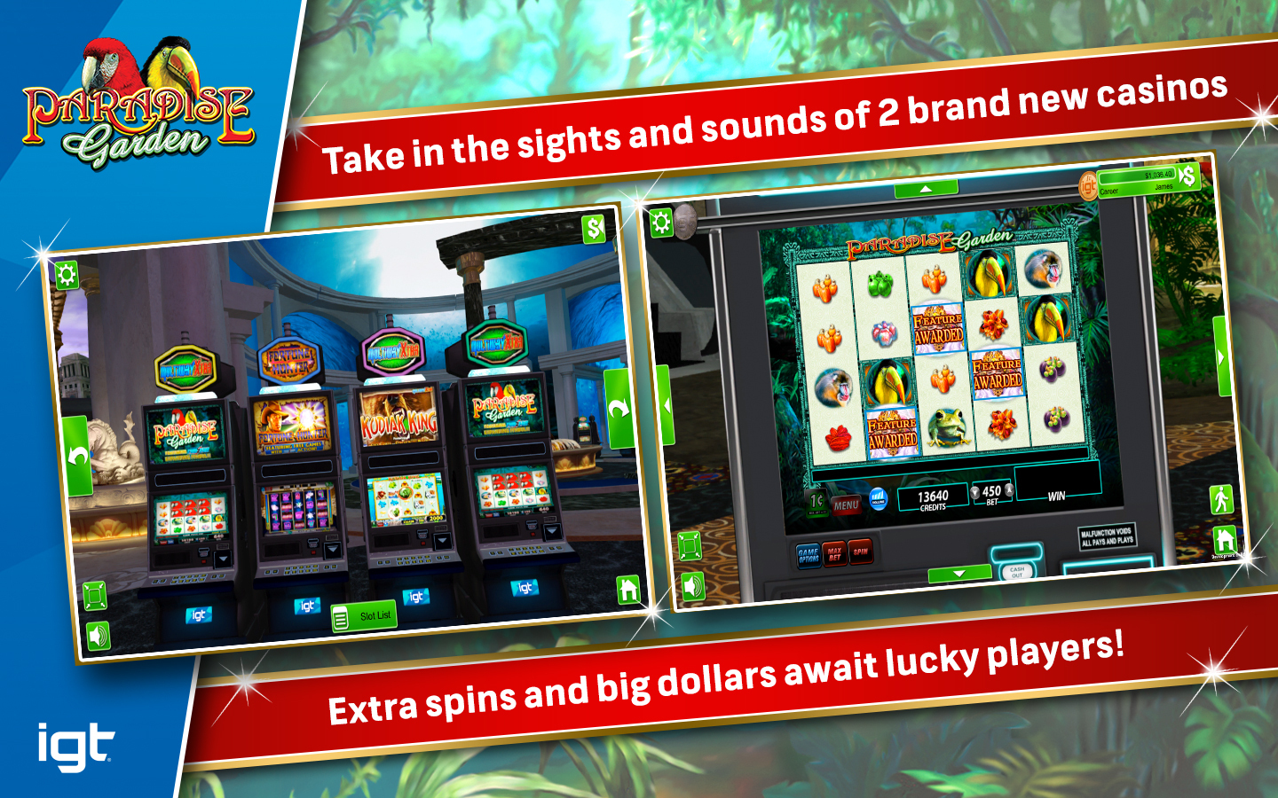 Ninja Spirit Slots - Try this Free Demo Version