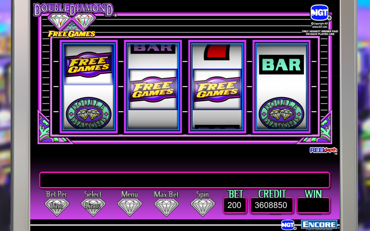 free slot machine photos