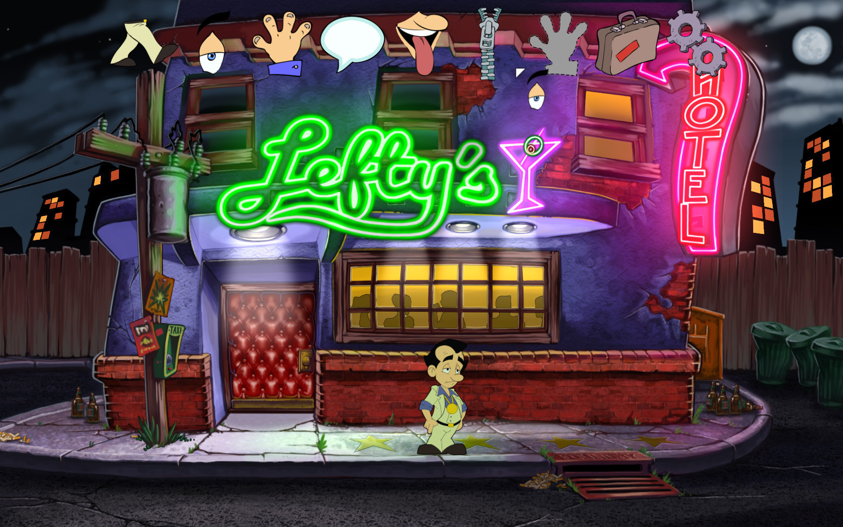 Leisure Suit Larry Play Online