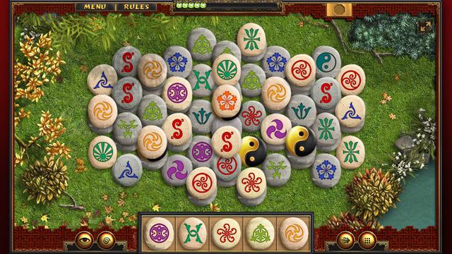 Lost Amulets: Stone Garden | macgamestore.com