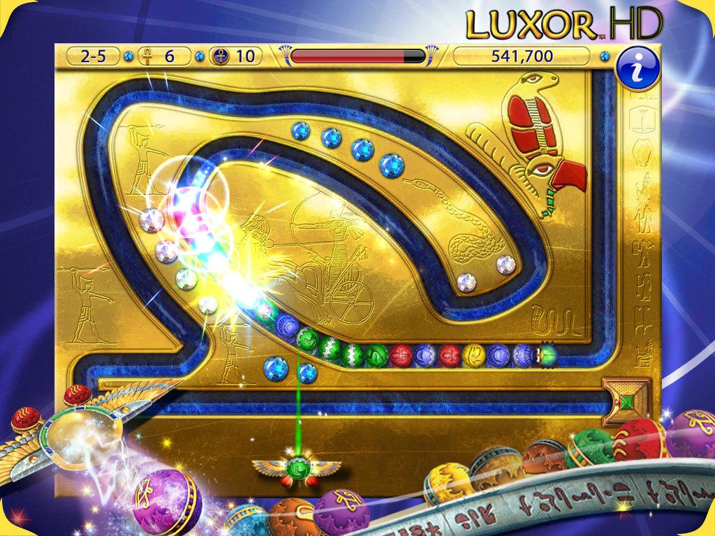 Luxor Games