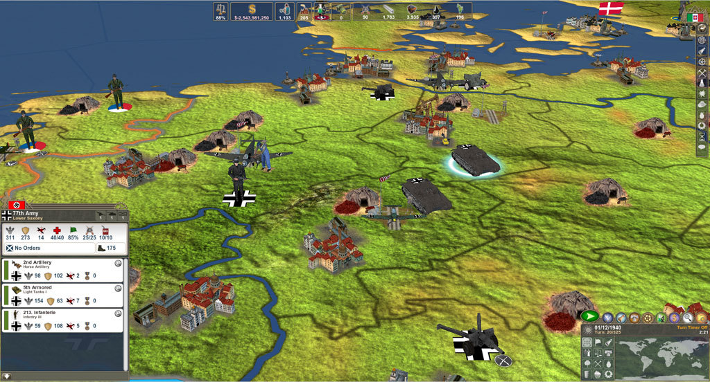 Making History Ii The War Of The World Macgamestore Com