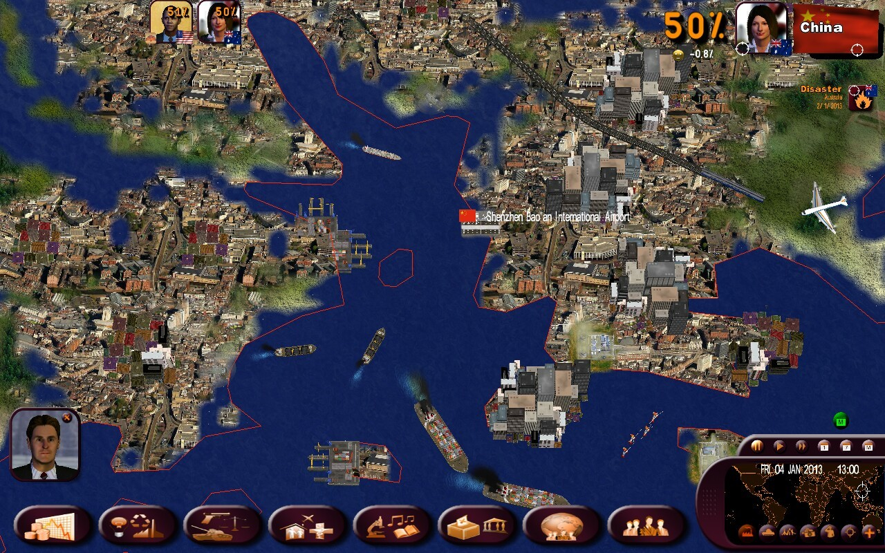 Masters of the World - Geopolitical Simulator 3 ...