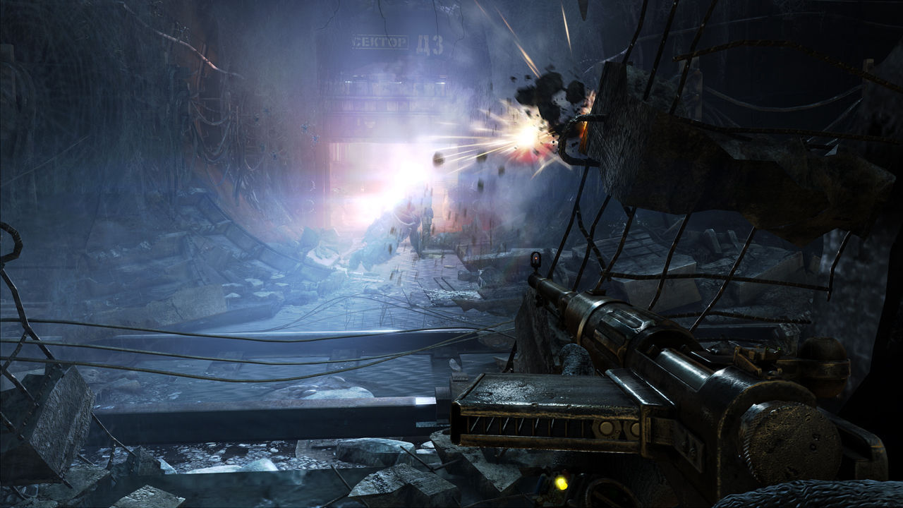 Metro Last Light Redux Screenshot 8