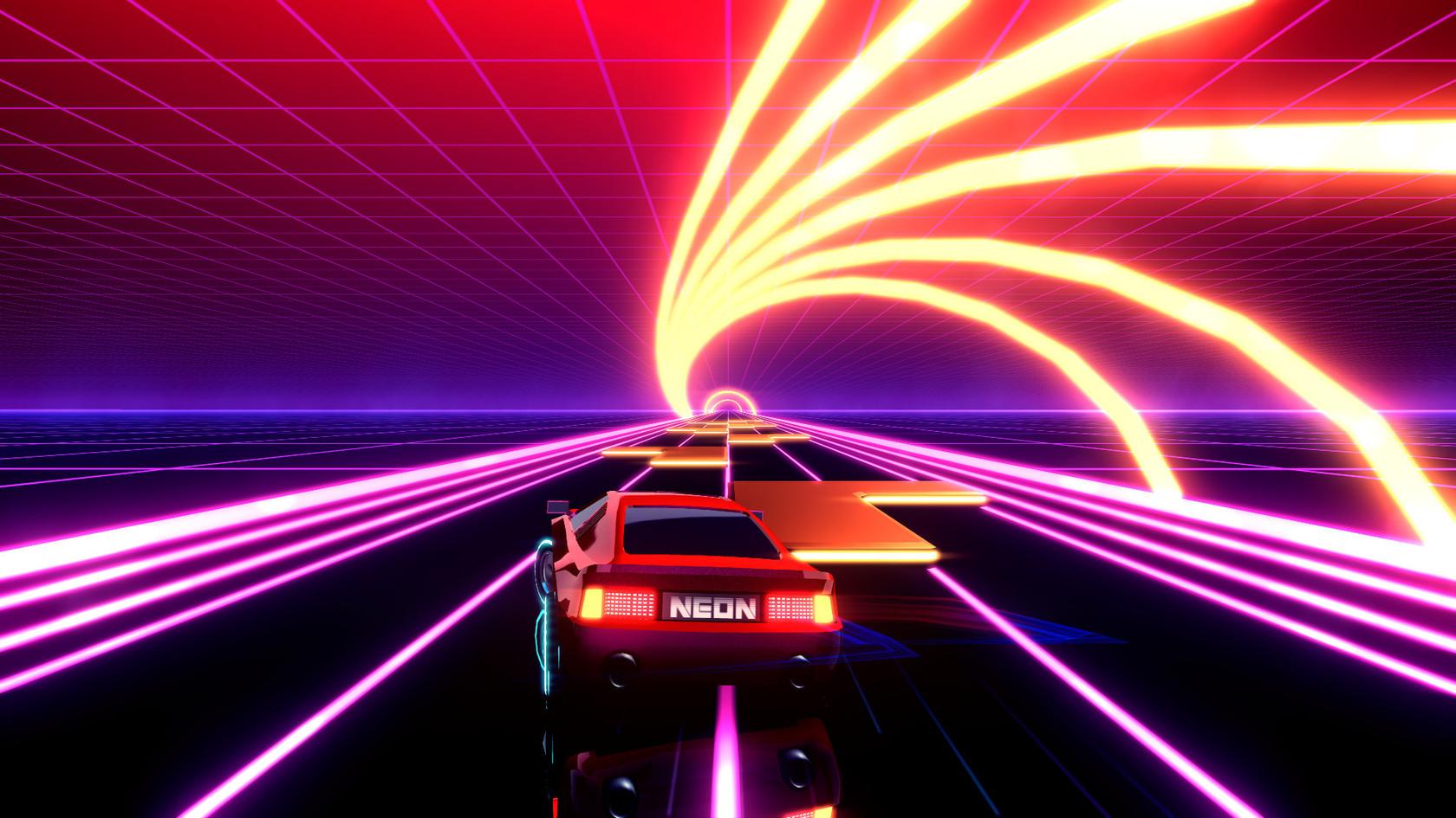 Neon Drive Macgamestore Com