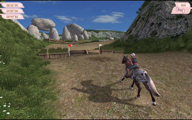 how to make a good horse game
