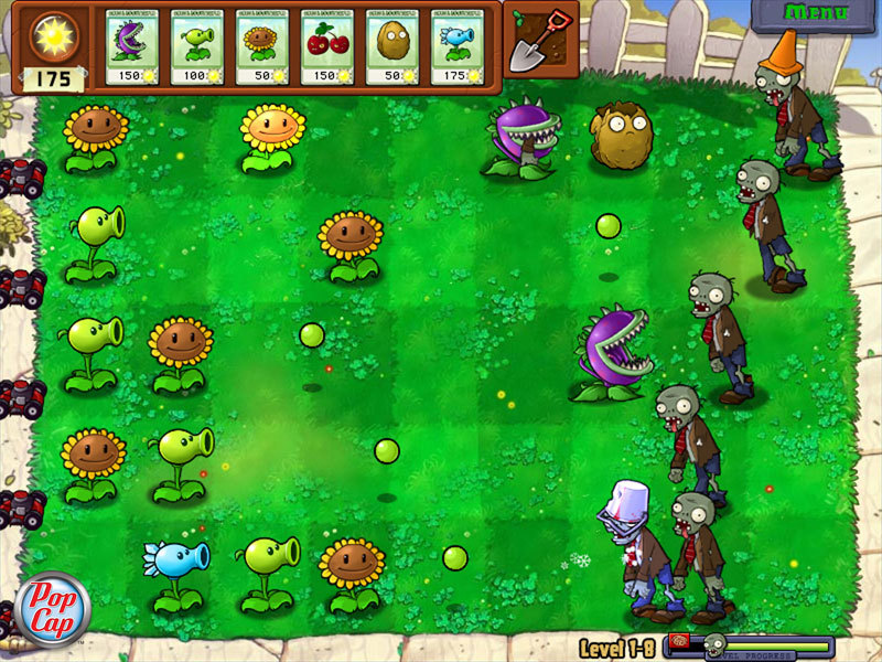 Plants VS Zombies Game Of The Year Edition Free Download ...