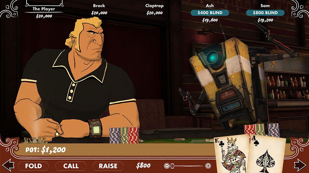 Poker Night 2 Screenshot 4