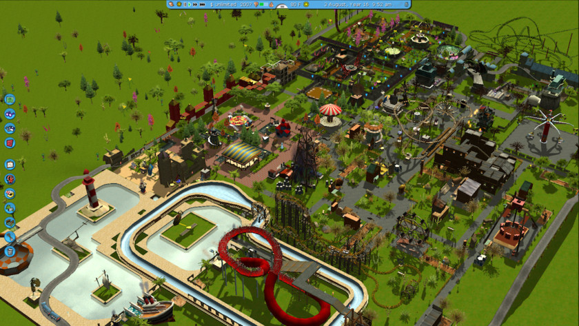 Rollercoaster tycoon 2 mac download | RollerCoaster Tycoon Classic