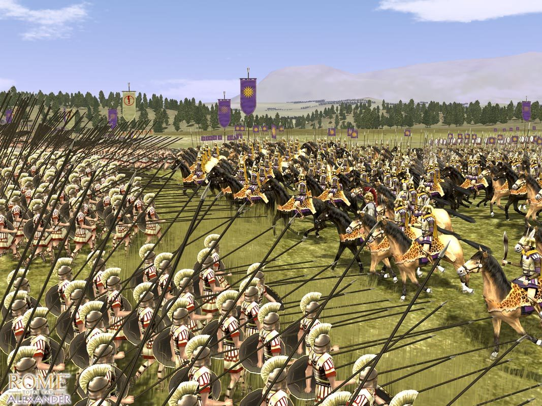 alexander the great war game