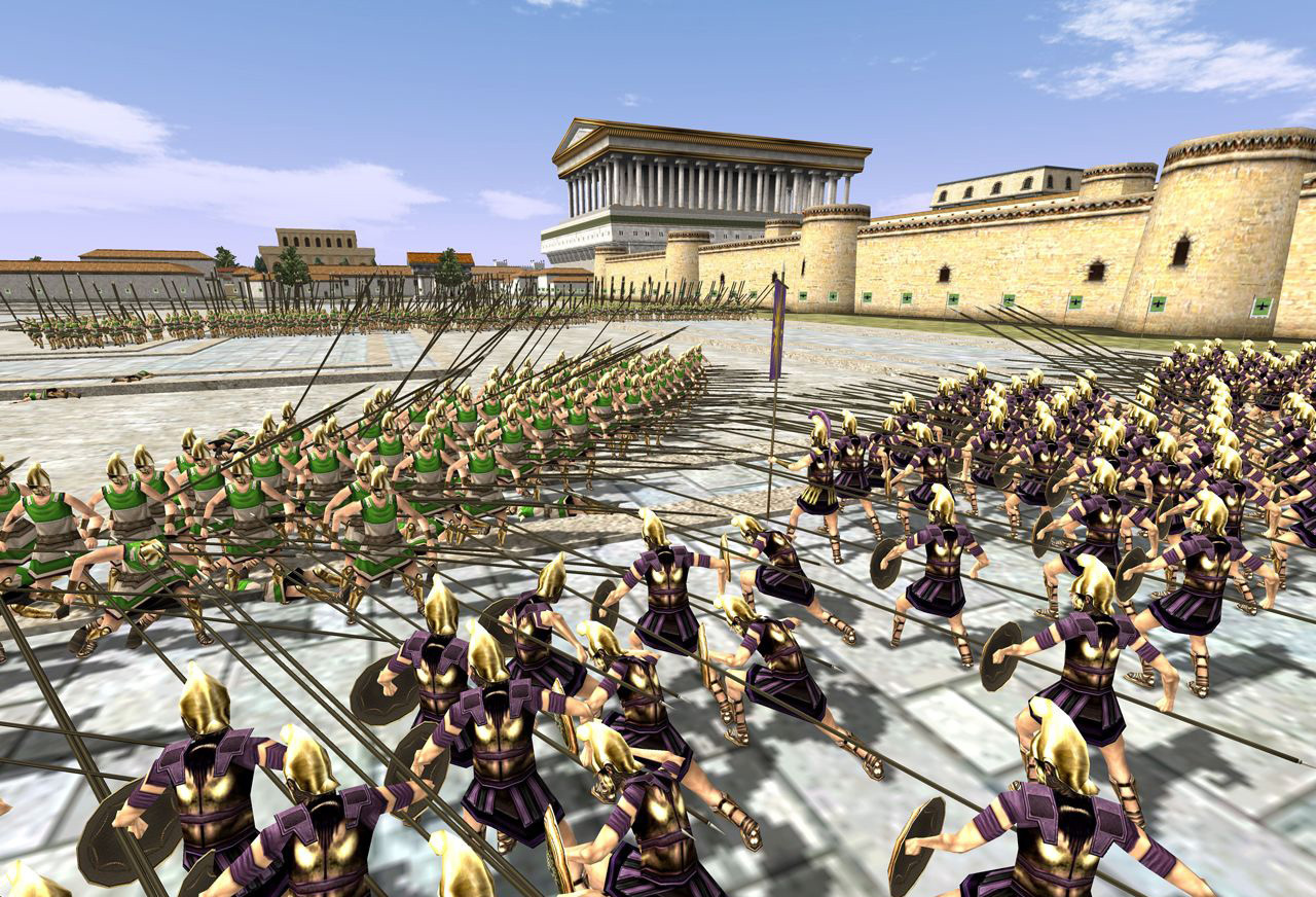 Rome Total War Alexander Mac Download