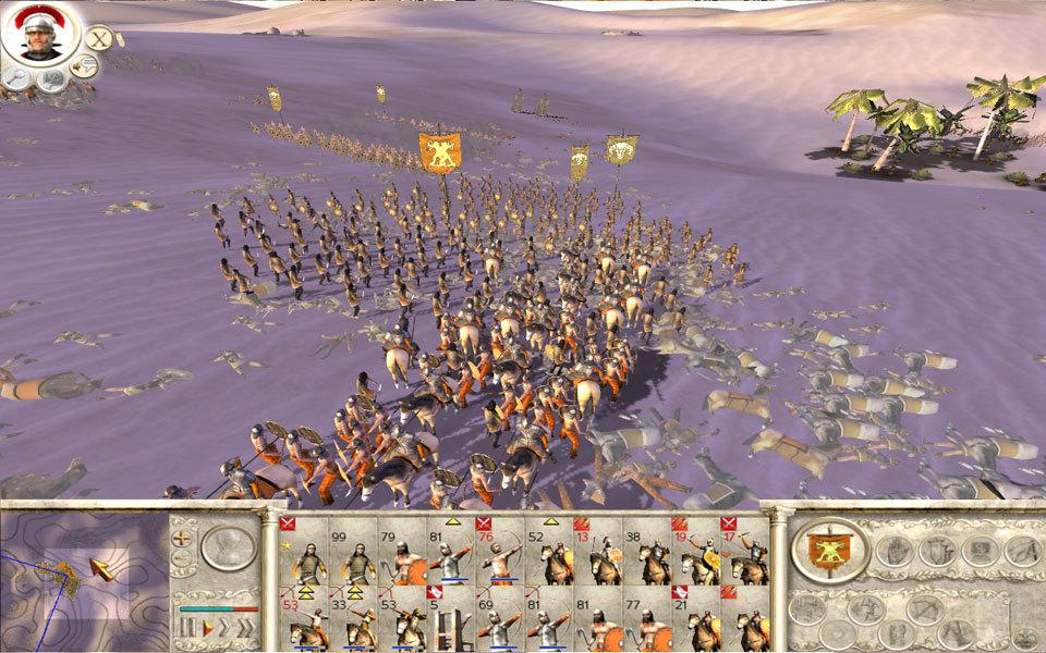 Rome total war gold edition app screenshots