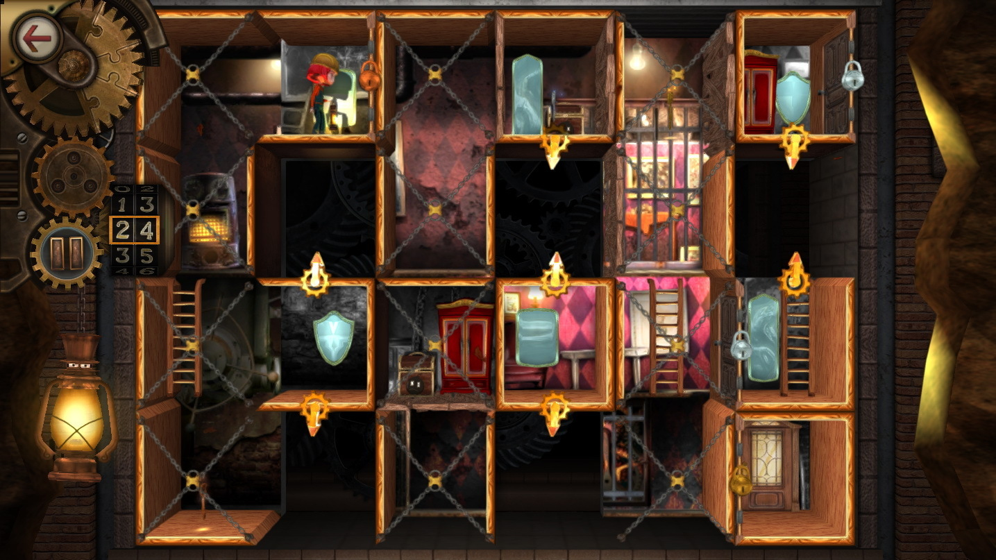 Rooms The Unsolvable Puzzle Mansion