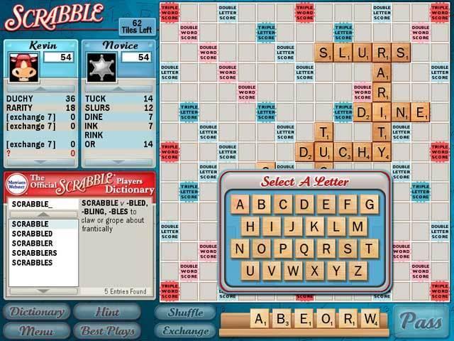 Scrabble Classic   macgamestore com
