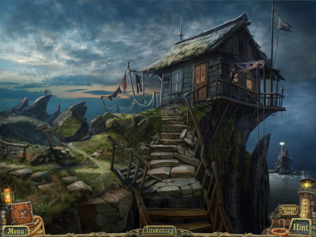 Sea legends phantasmal light collector 39 s edition for Big fish hidden object games