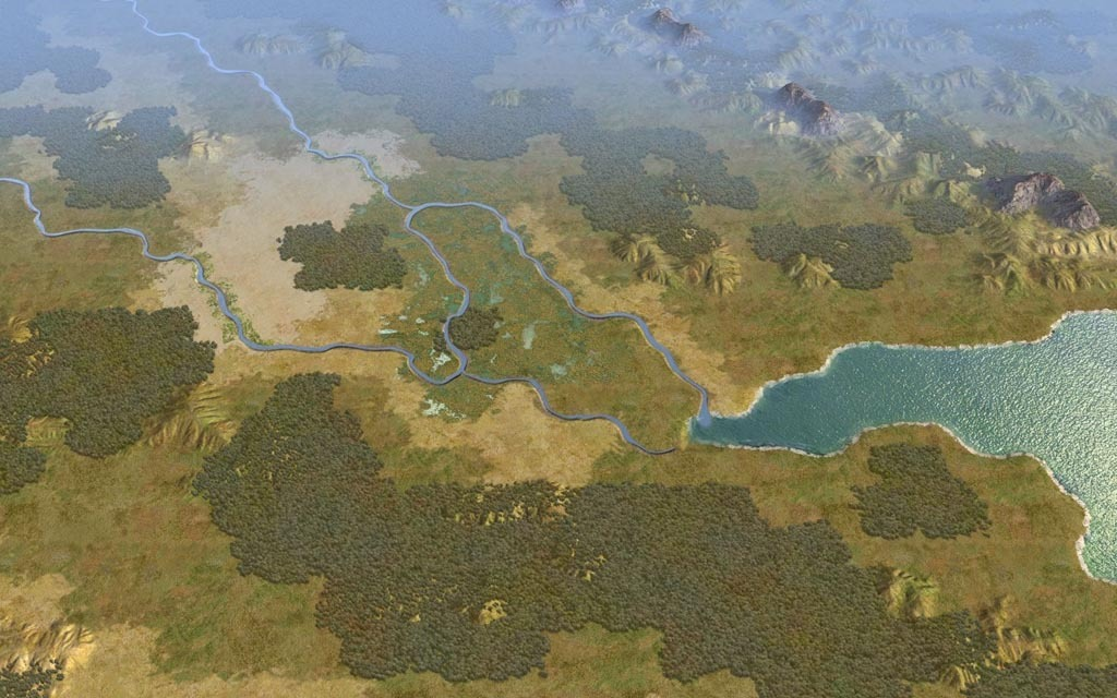 nomadic vs river civilizations The purpose of this paper is to compare the developments and features of the early civilizations of mesopotamia (sumer), egypt, india (indus river valley, harappa), china (shang dynasty), and mesoamerica (olmec), starting from the creation of villages to the formation of civilizations.