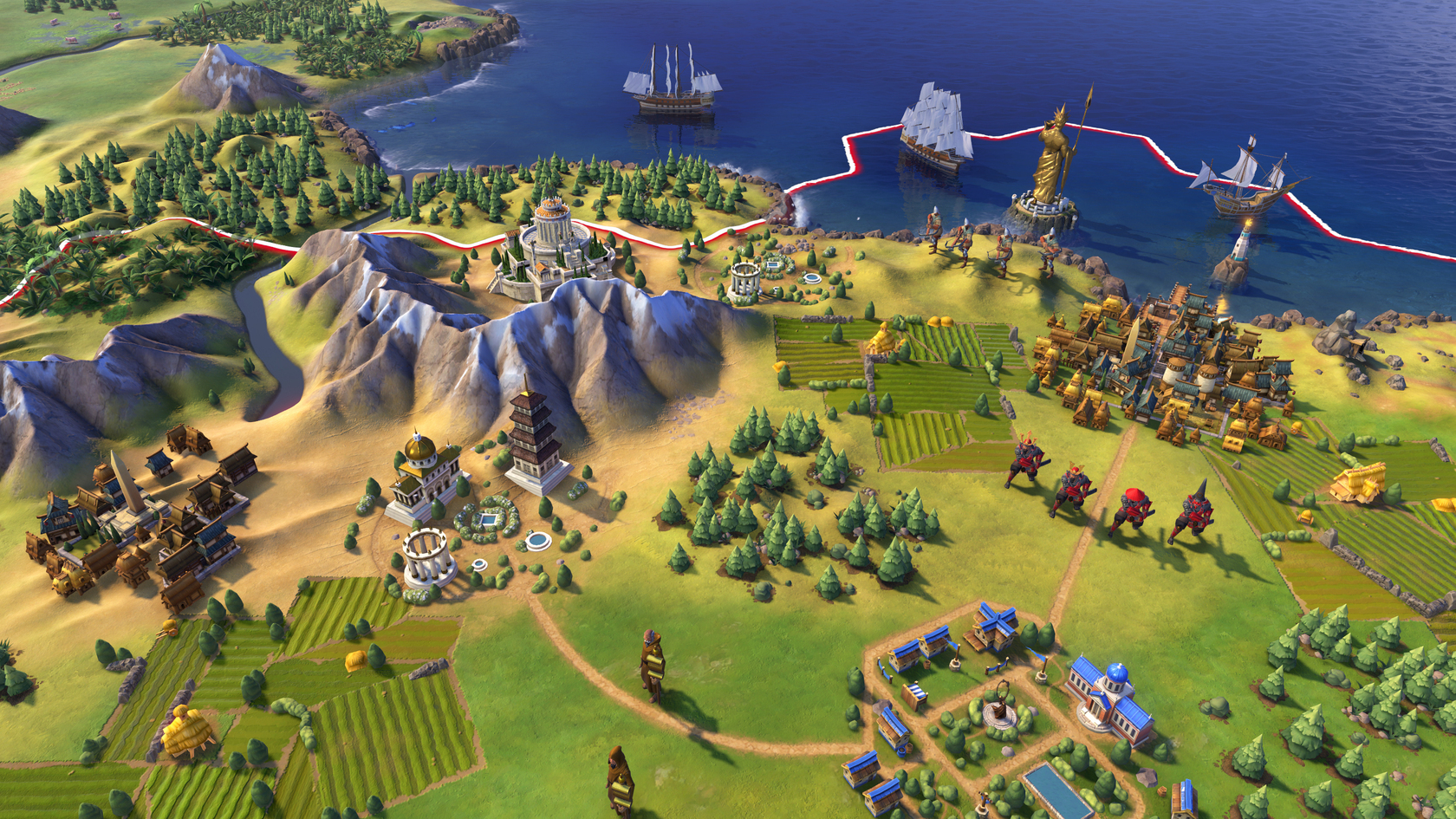 Civilization vi download mac free