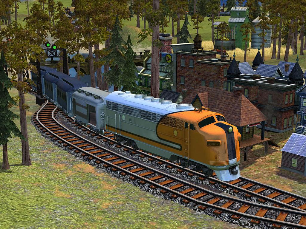 Sid Meiers Railroads! | GamesRadar+