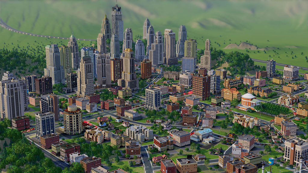 Download SimCity 2013 Full PC Game for Free  Simcity 2013