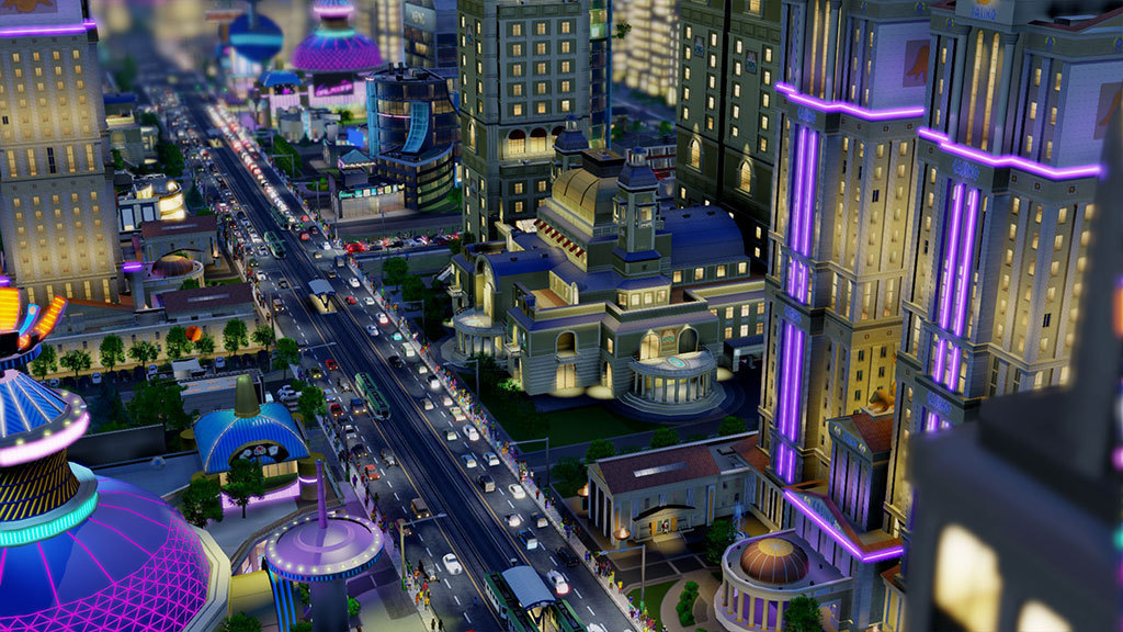 Simcity for mac review