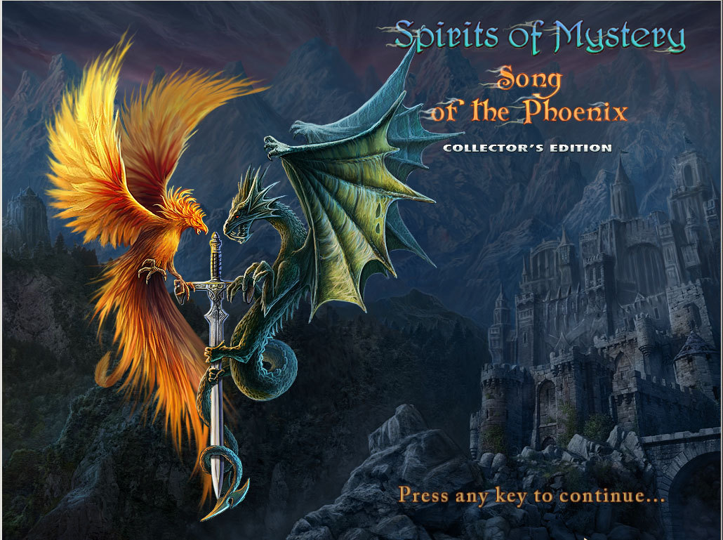 Spirits of mystery song of the phoenix for Fish store phoenix