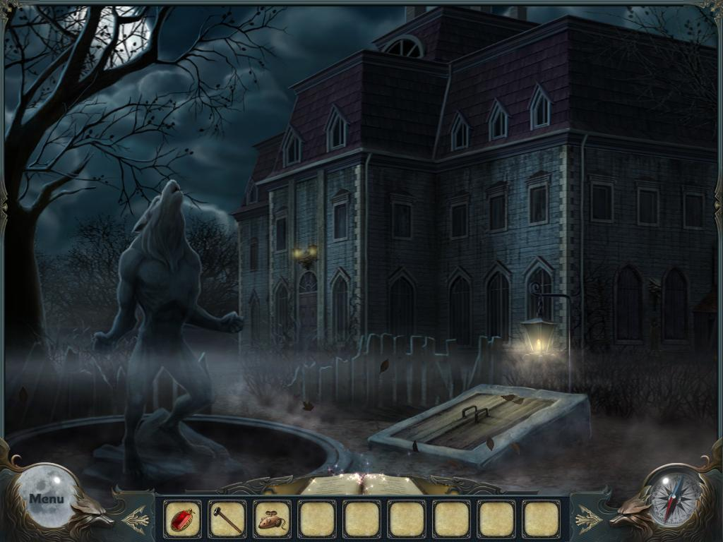Curse Of The Werewolf Game