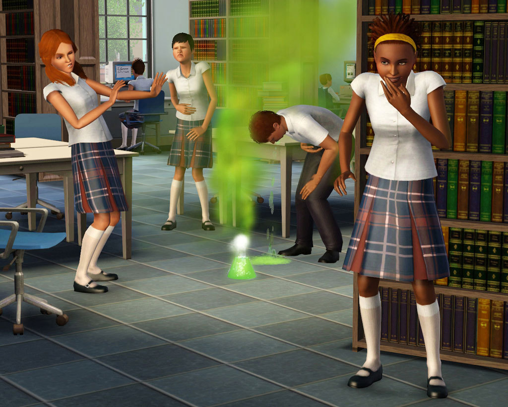 Sims 3 final expansion pack : Kids columbia outerwear