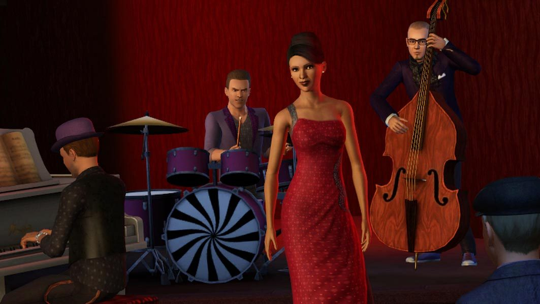 The sims 3 late night expansion pack full game free pc for Sims 3 store torrent