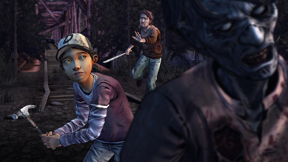 the walking dead a telltale games series mac