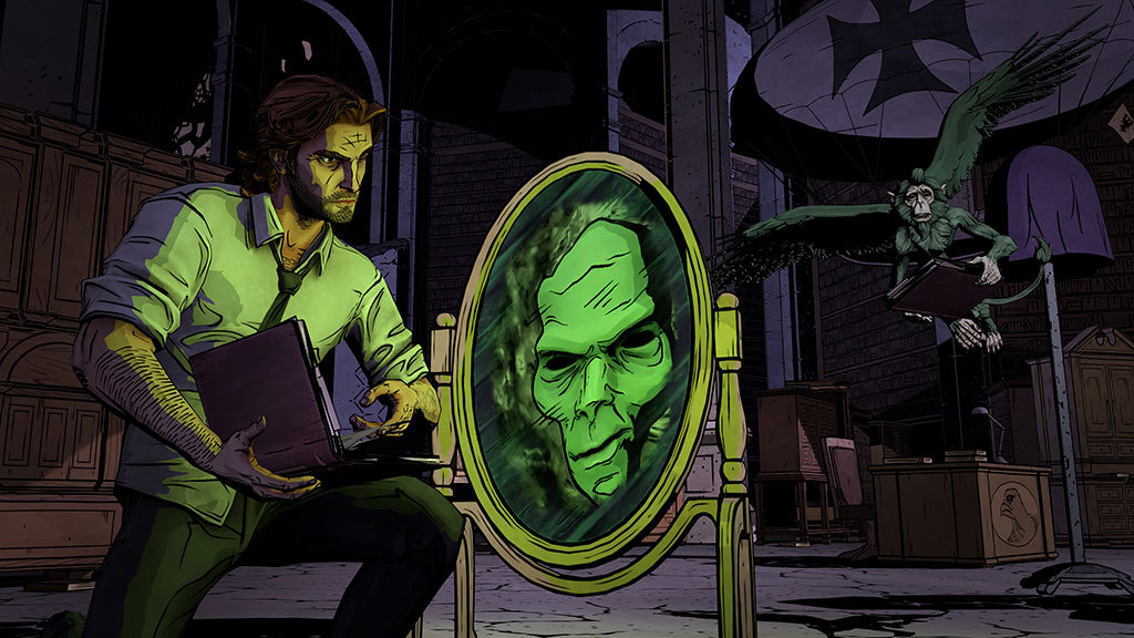 The wolf among us bad choices