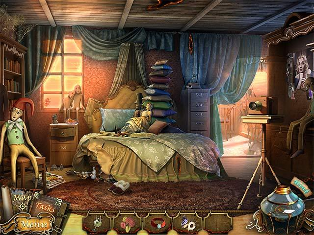 Theatre of shadows as you wish for Big fish hidden object games free