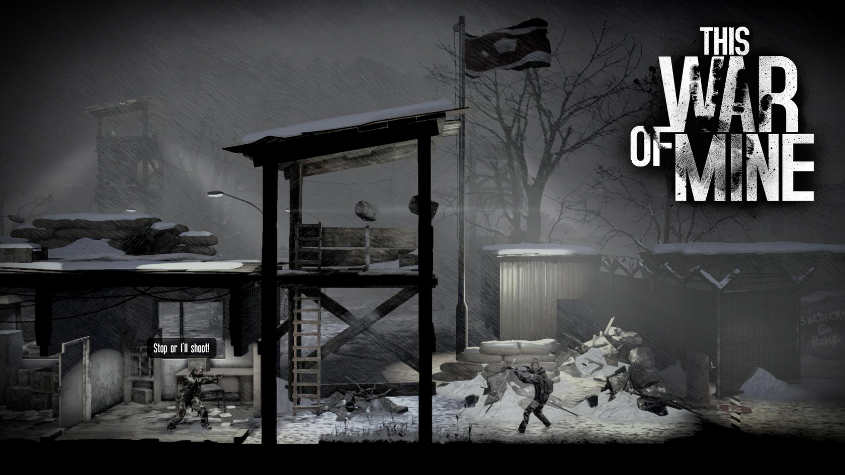 This War Of Mine: The Little Ones For Mac