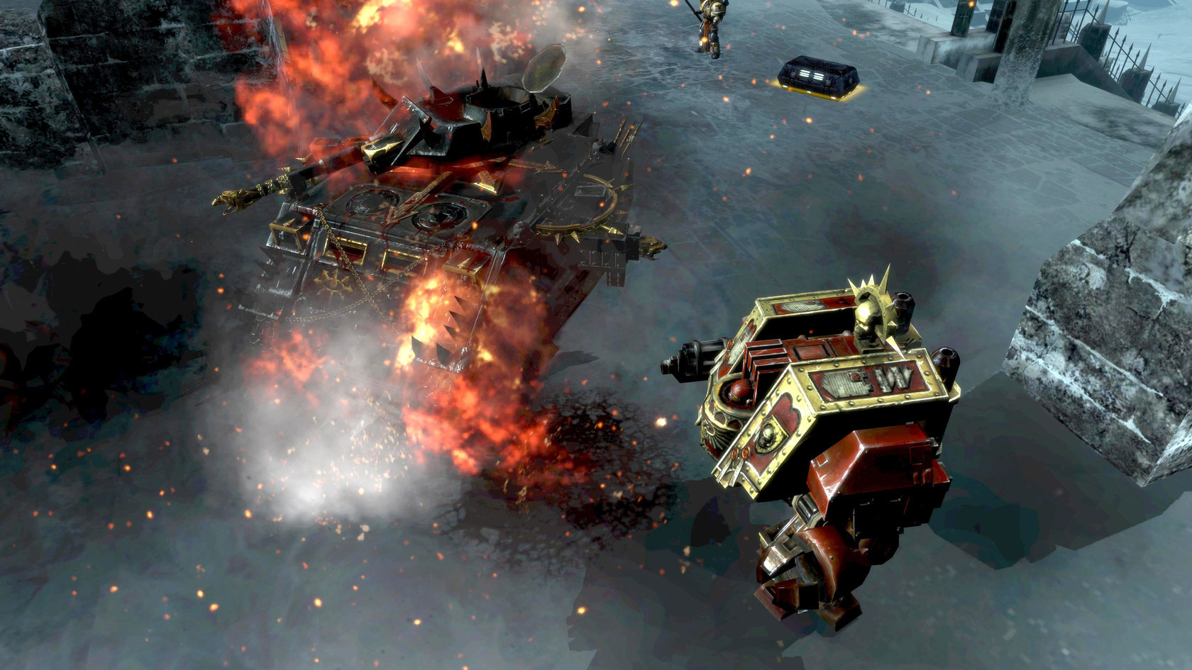 Dawn of war chaos rising crack only