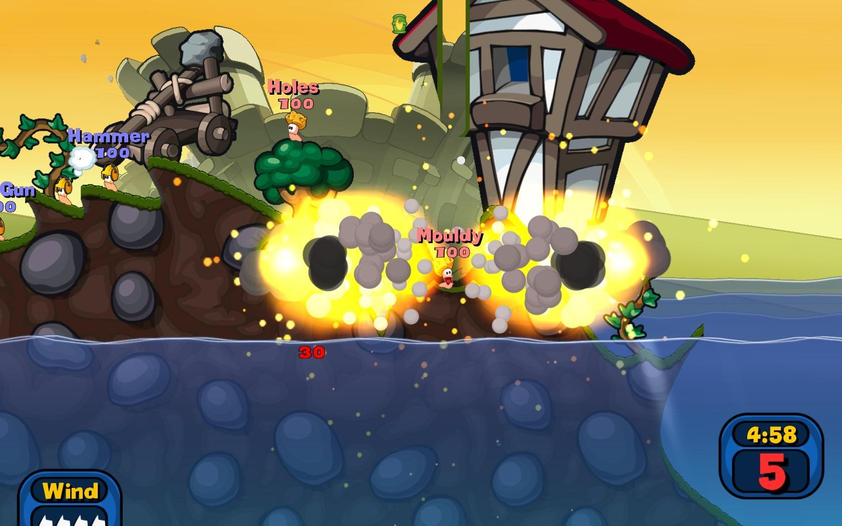Worms reloaded free