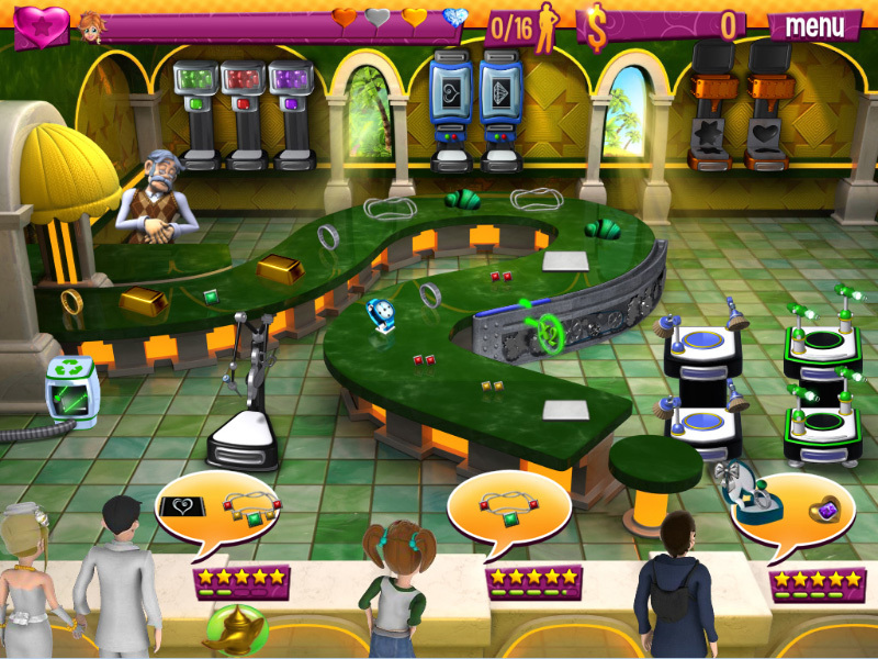 Play shop games online