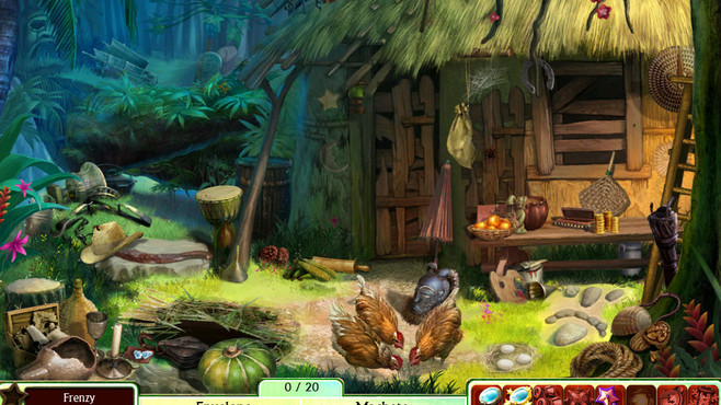 100% Hidden Objects Screenshot 1