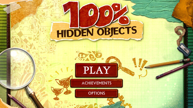 100% Hidden Objects Screenshot 8