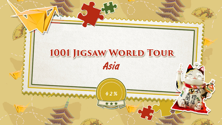 1001 Jigsaw World Tour - Asia Screenshot 4