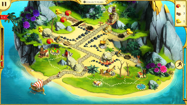 12 Labours of Hercules II: The Cretan Bull Screenshot 2