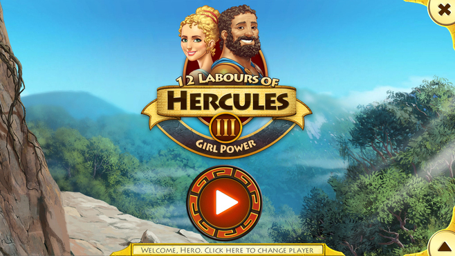 12 Labours of Hercules III: Girl Power Screenshot 1