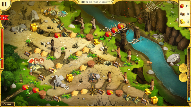 12 Labours of Hercules IV: Mother Nature Screenshot 6