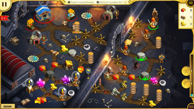 12 Labours of Hercules: Painted Adventure Collector's Edition Screenshot 3