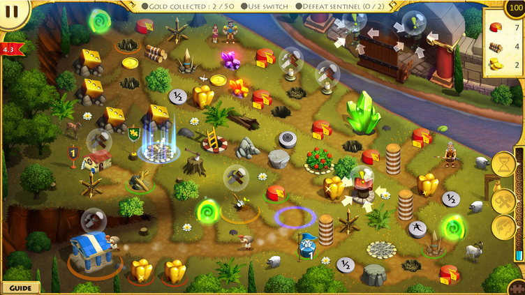 12 Labours of Hercules: Painted Adventure Collector's Edition Screenshot 1