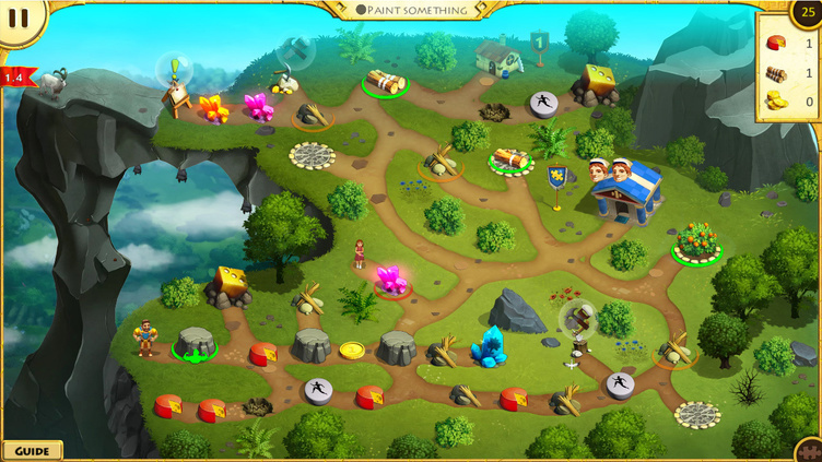 12 Labours of Hercules: Painted Adventure Collector's Edition Screenshot 7