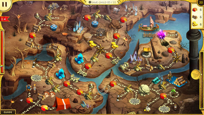 12 Labours of Hercules V: Kids of Hellas Collector's Edition Screenshot 6
