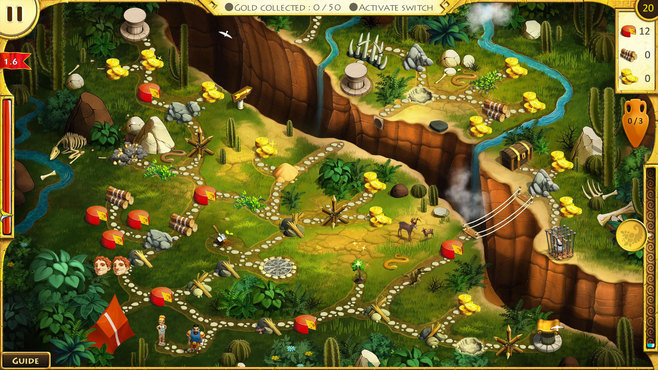 12 Labours of Hercules V: Kids of Hellas Collector's Edition Screenshot 8