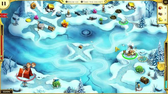 12 Labours of Hercules VI: Race for Olympus Collector's Edition Screenshot 3